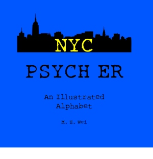 NYC Psych ER Illustrated Alphabet (2013)